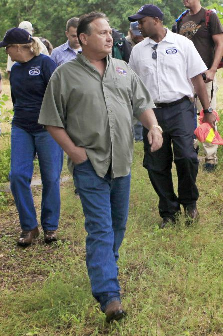 Through his River Ranch nonprofit, Texas Horse Park manager Wayne Kirk will control the taxpayers' $12 million investment, but his background comes with animal cruelty charges.