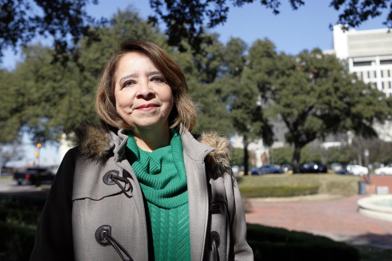 Alba Coello de Barboza, la nueva delegada de la Defensoría del Pueblo del Ecuador. (ESPECIAL PARA AL DÍA/BEN TORRES)