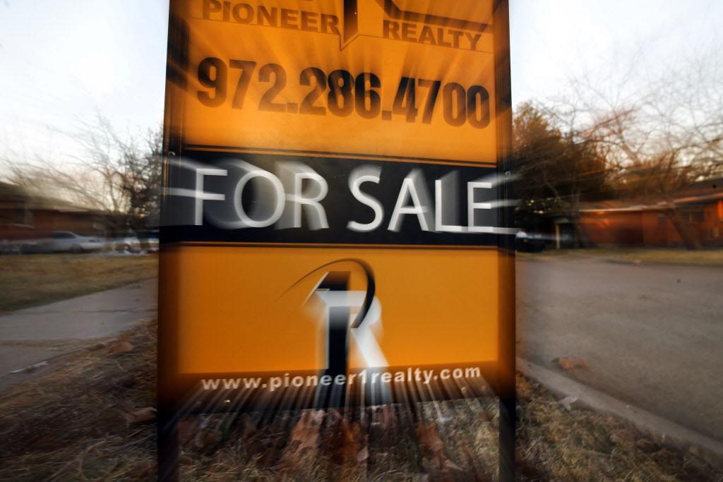 A nivel nacional solo el 25% de las casas fueron vendidas a más del precio original. (DMN/TOM FOX)