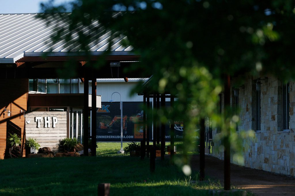 River Ranch's digs at the serene Texas Horse Park