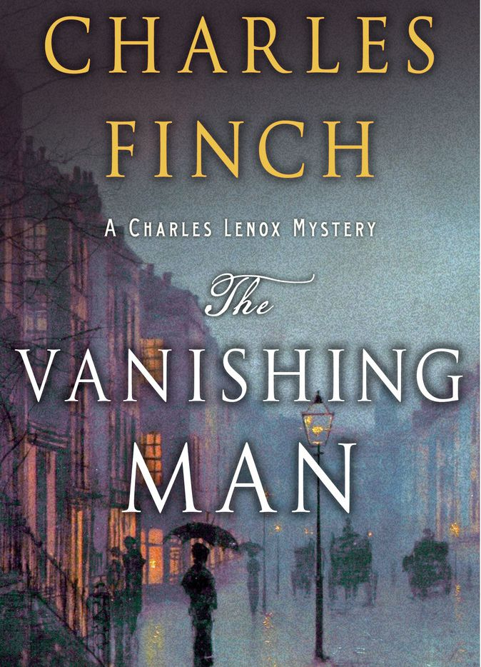 The Vanishing Man: A Charles Lenox Mystery is the second in a series of prequels chronicling the sleuth's early years.