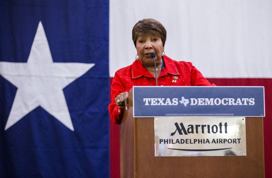 Rep. Eddie Bernice Johnson, D-Dallas