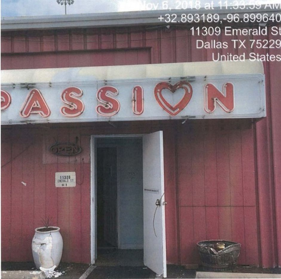 The City of Dallas shut down a trio of northwest Dallas massage parlors, where they say women offered sex to customers and slept on bare mattresses on the floor. The operators of Passion, Jasmine and Charming were arrested Feb. 20, 2019. (Via 116th District Court)