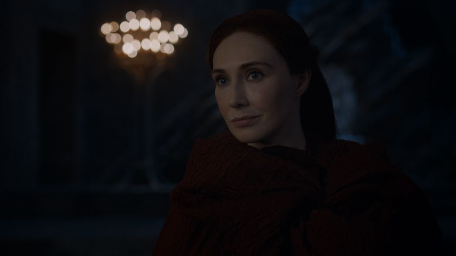 Melisandre (Carice van Houten) could prove to be a sneaky MVP. (HBO)