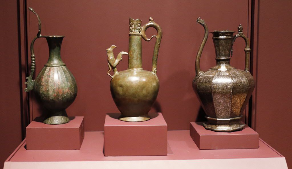 Pieces in the Spirit and Matter, Masterpieces from the Keir Collection of Islamic Art at the Dallas Museum of Art.