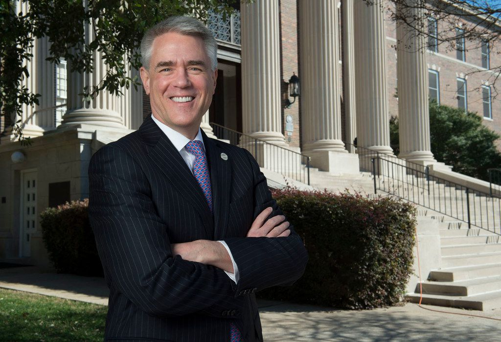 Steve Currall, Southern Methodist University's provost and vice president of academic affairs since 2015, has been chosen to be president of the University of South Florida, a nearly 58,000-student campus.