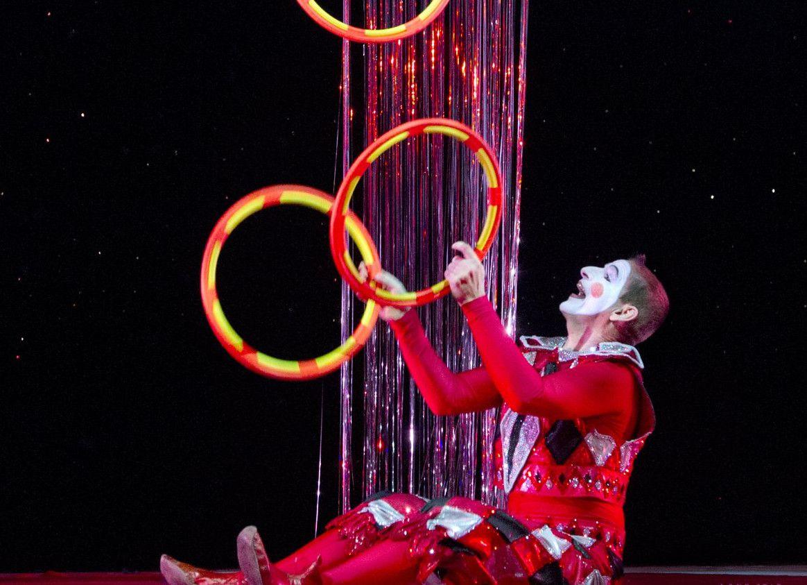 Circo Lone Star: Joyeux se presenta antes de fin de año en Dallas. Foto LSC
