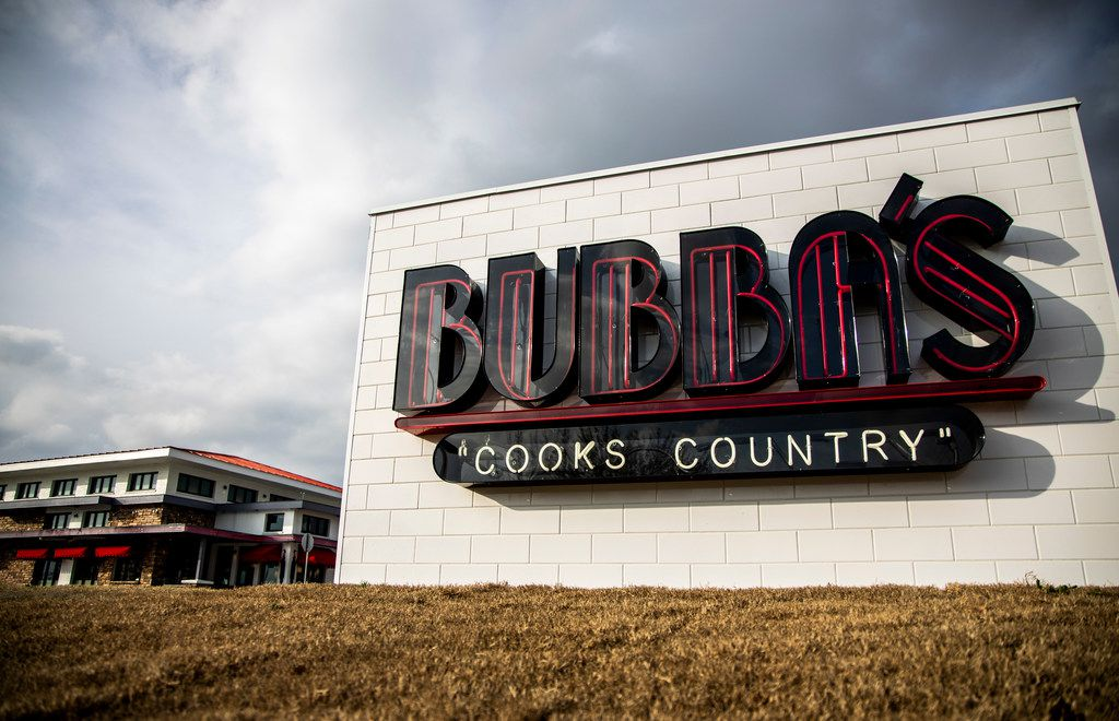 Bubba's Cooks Country in Frisco, Texas on Tuesday, Feb. 5, 2019. (Shaban Athuman/The Dallas Morning News)