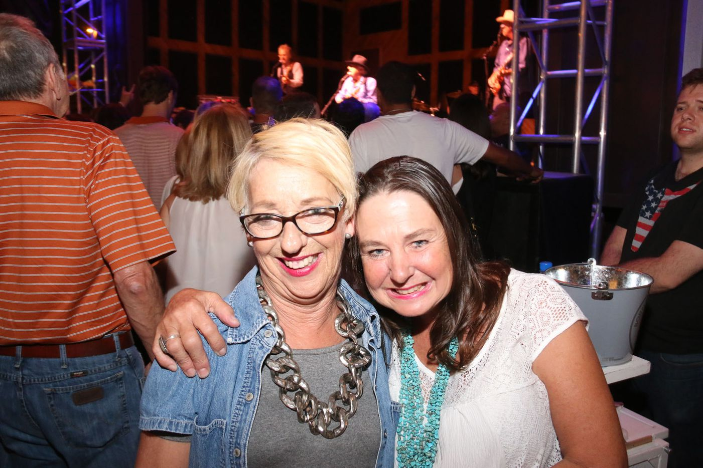 Jerry Jeff Walker fans came to see him perform at The Rustic in Uptown on October 9, 2015.