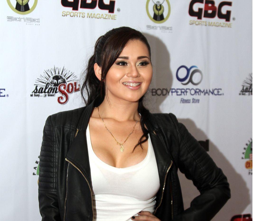 Araceli Ordaz, conocida como Gomita.