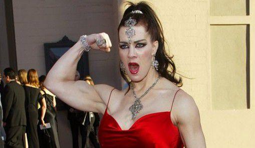 Joana Laurer, la ex luchadora conocida como Chyna falleció el 20 de abril a los 46 años./AP