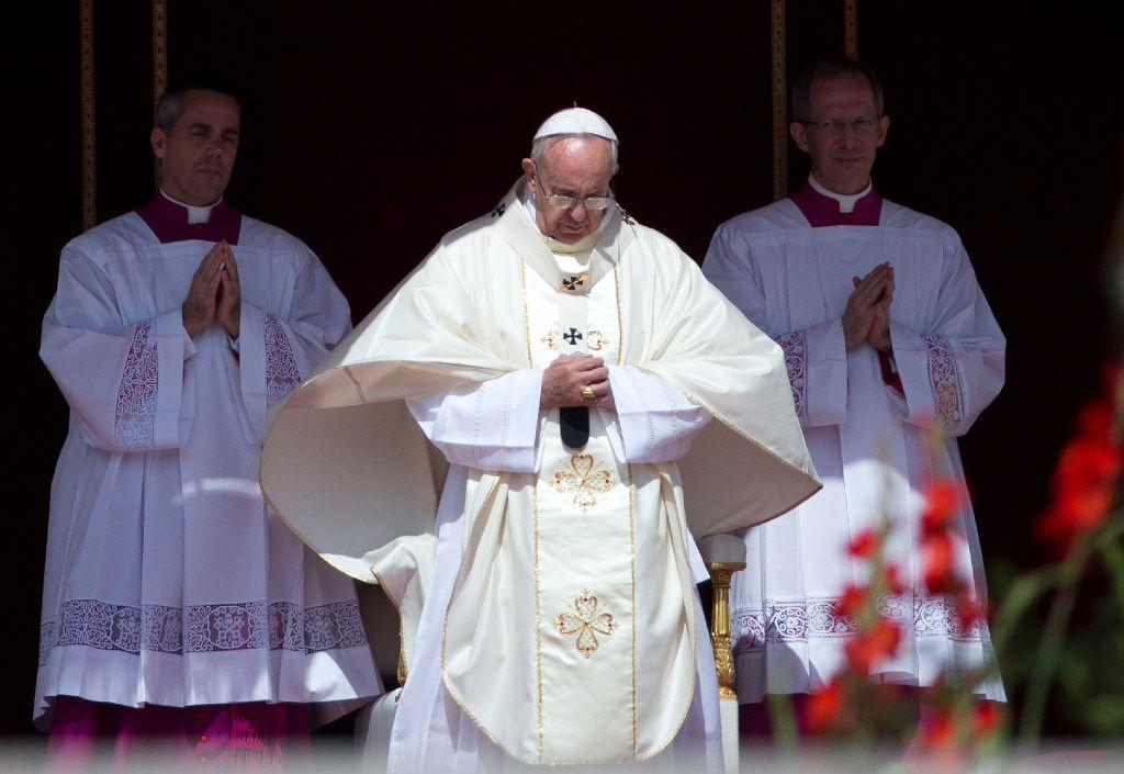 El papa Francisco (ARCHIVO/AP)