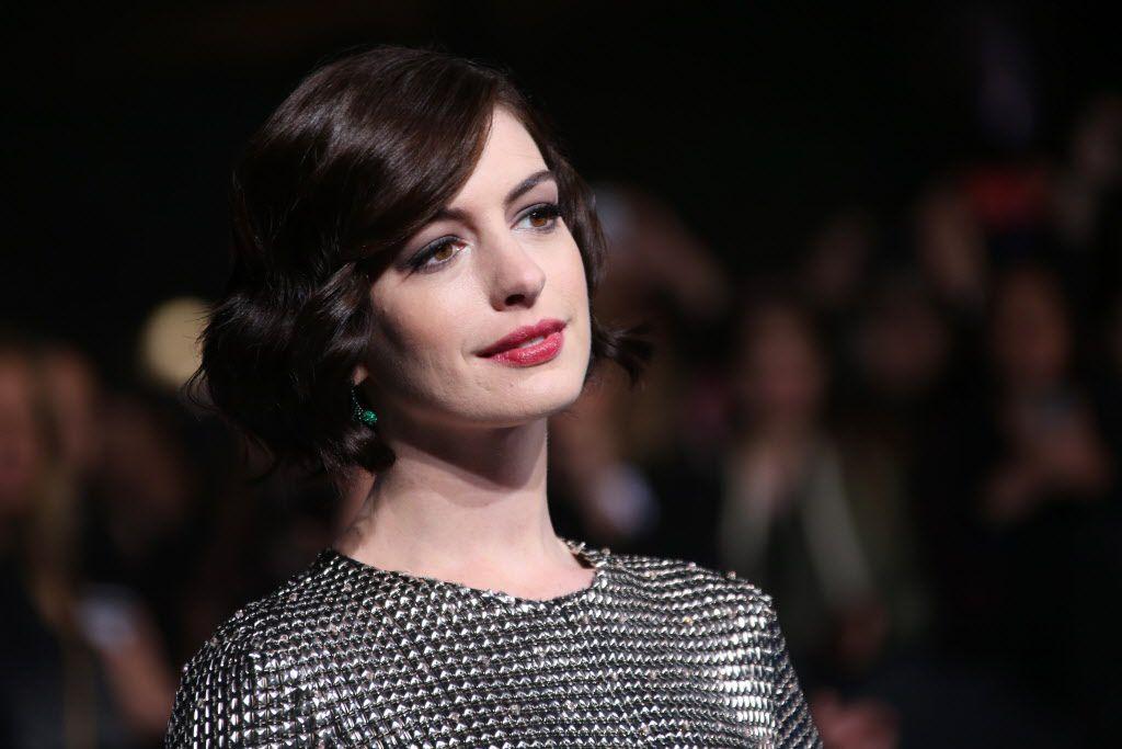 La actriz americana Anne Hathaway./AP