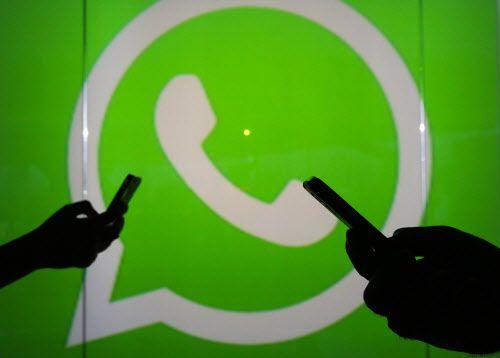 El servicio de mensajería WhatsApp salvó a un inmigrante salvadoreño.