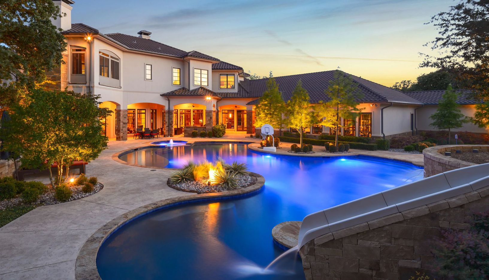 The $11.49 million house is in Southlake,