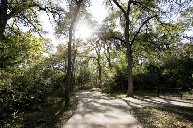 Spring Creek Nature Area will grow to 108 acres after Richardson's purchase of nearly 57 acres. Hike-and-bike trails will be extended into the new land.
