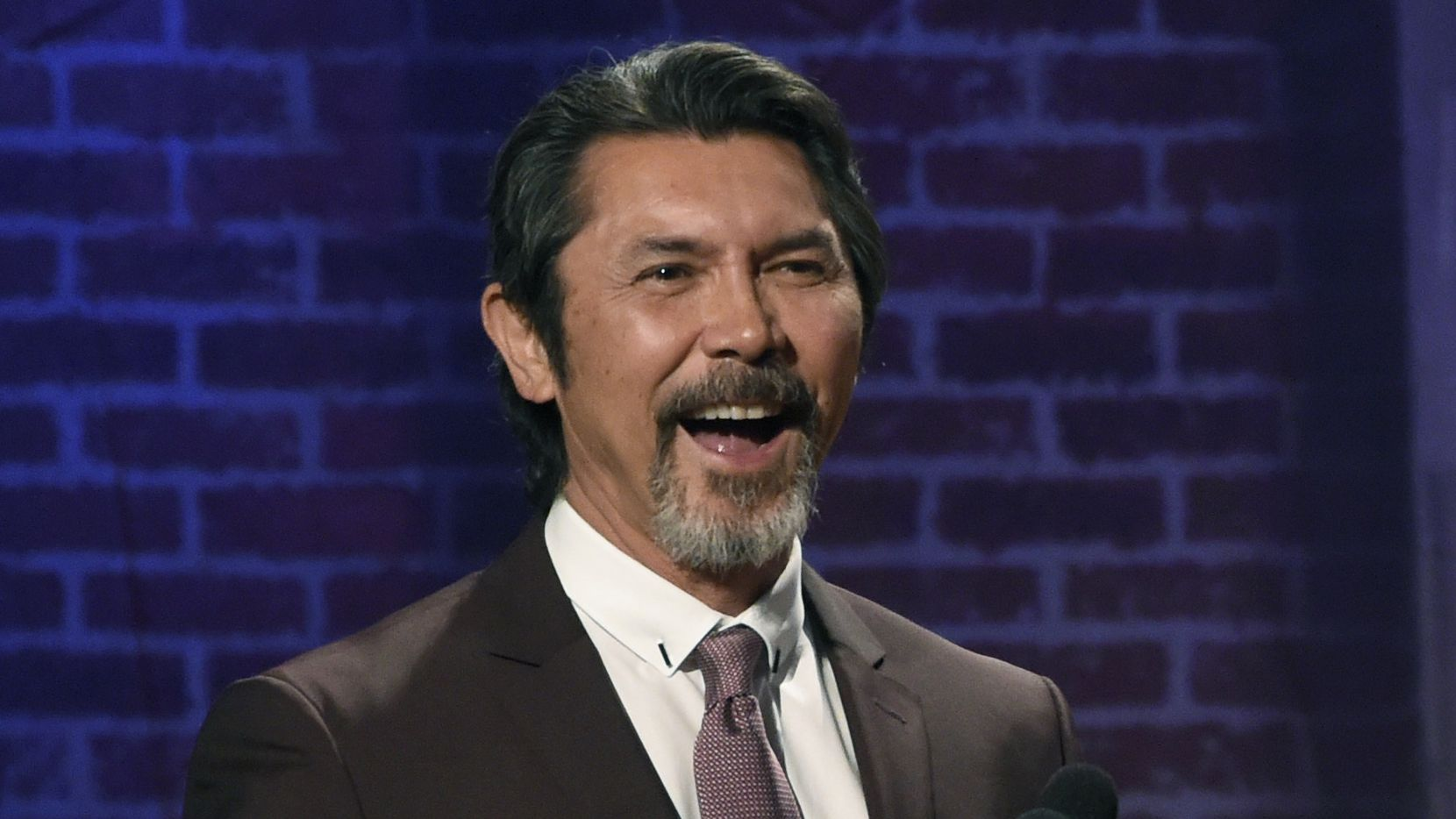Lou Diamond Phillips will appear at the University of Texas at Arlington on Thursday. (Chris Pizzello/Invision)