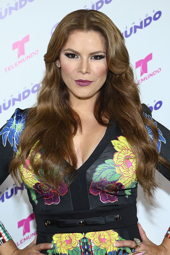 Olga Tañón. Foto GETTY IMAGES