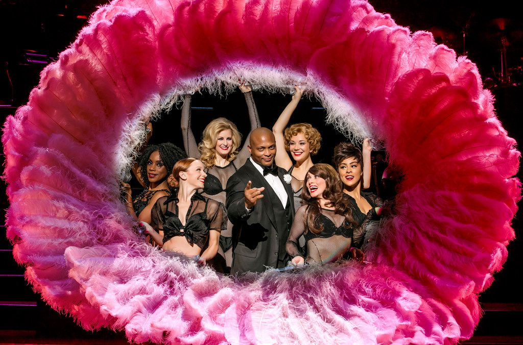 Eddie George stars as Billy Flynn in the national tour of Chicago, presented by AT&T Performing Arts Center Dec 18-23 at Winspear Opera House.