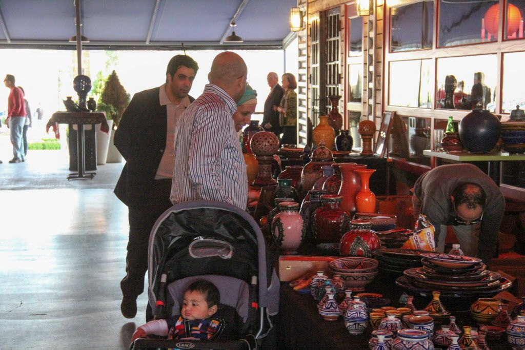 Luckapalooza was a family friendly event held in Trinity Groves on March 22, 2015.