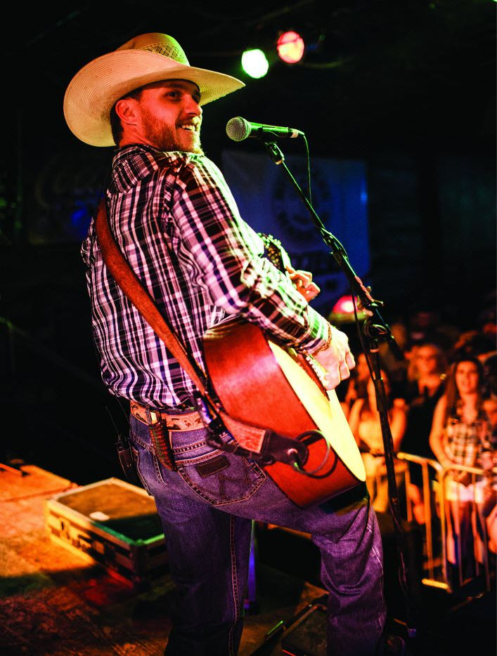 Huntsville, Texas-based country singer Cody Johnson is performing in Dallas on Texas-OU weekend. It's one of the best concerts to see on Texas-OU weekend in Dallas-Fort Worth.