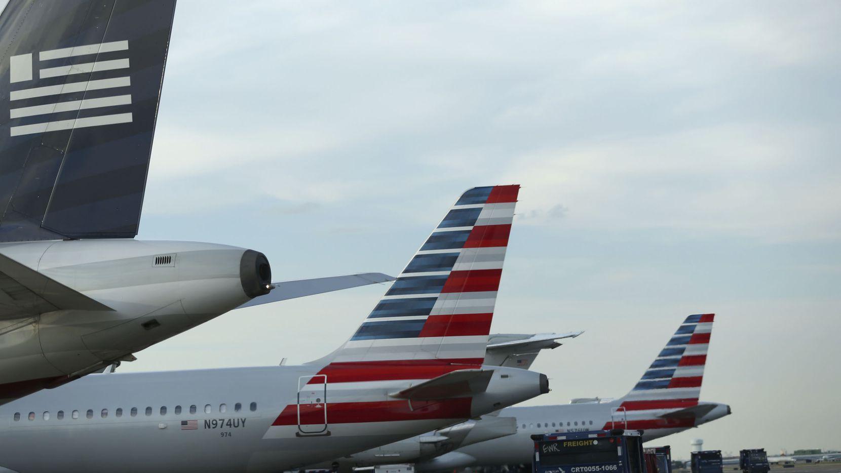 American Airlines anunció nuevos destinos desde el aeropuerto DFW. AP