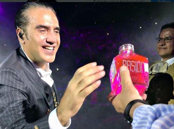 El Tequila Pasión aclaró que el color del producto no tiene nada que ver con la calidad. / AGENCIA REFORMA