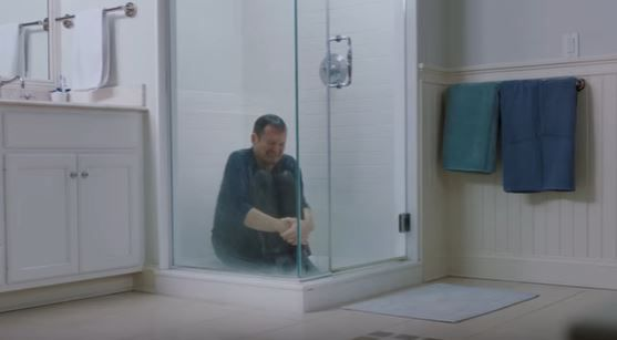 In a scene from a recent AT&T commercial, a man is so frustrated he sits crying in the shower. AT&T attracts strong emotions from its customers, both good and bad.