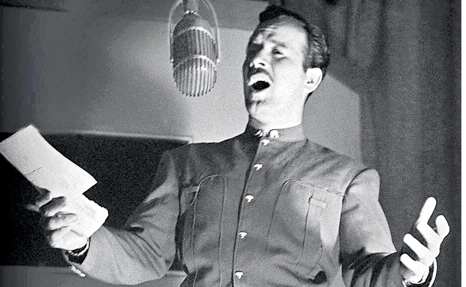 Pedro Infante, el charro cantor de México.(AGENCIA REFORMA)