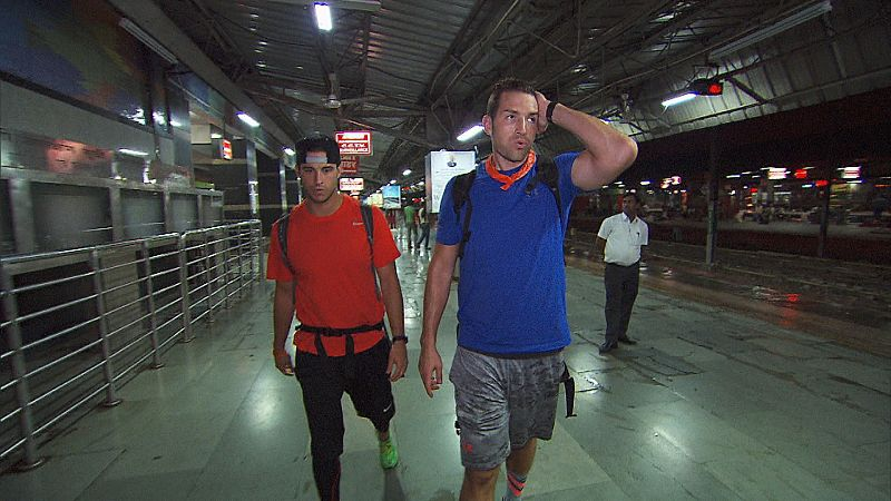 Tanner Kloven and Josh Ahearn came into The Amazing Race as best friends and leave the show with even more respect for each other (CBS PressExpress)