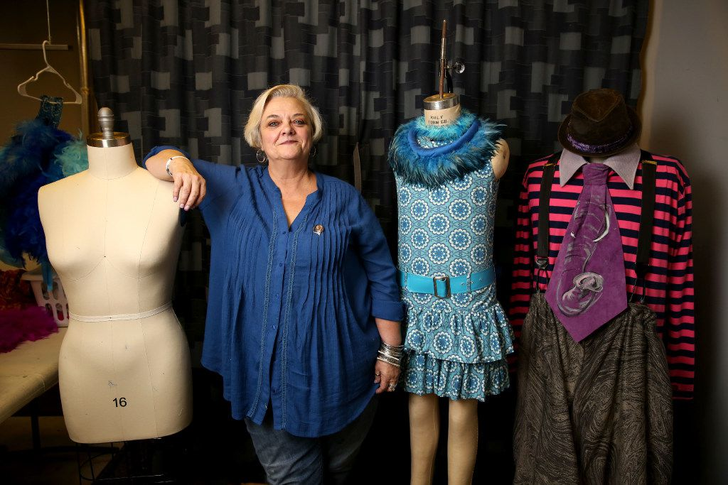 Sew nice: 'Seussical' costume designer zigzags from Dallas