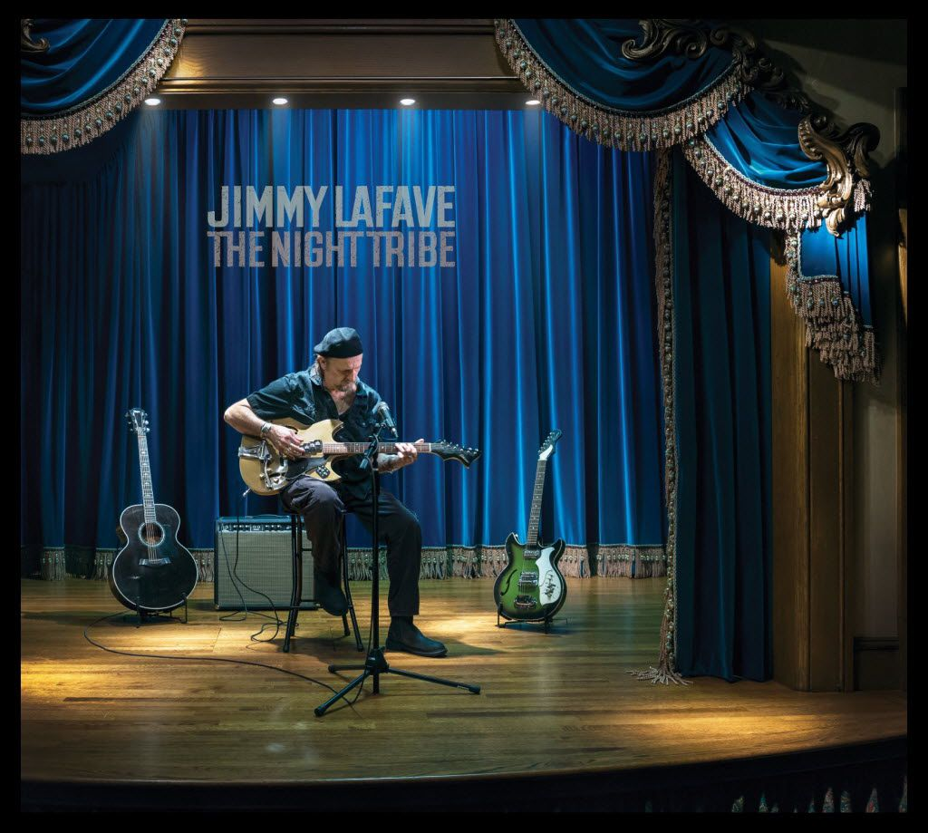 Singer-songwriter Jimmy LaFave