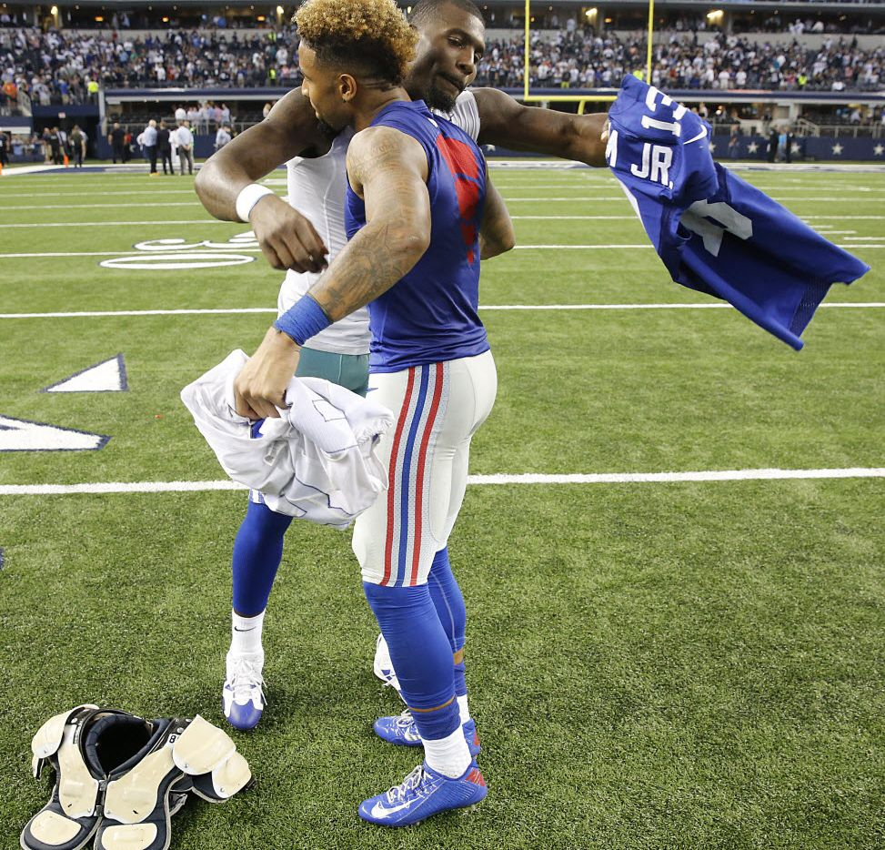 Dez Bryant On Giants Odell Beckham Jr People Criticize