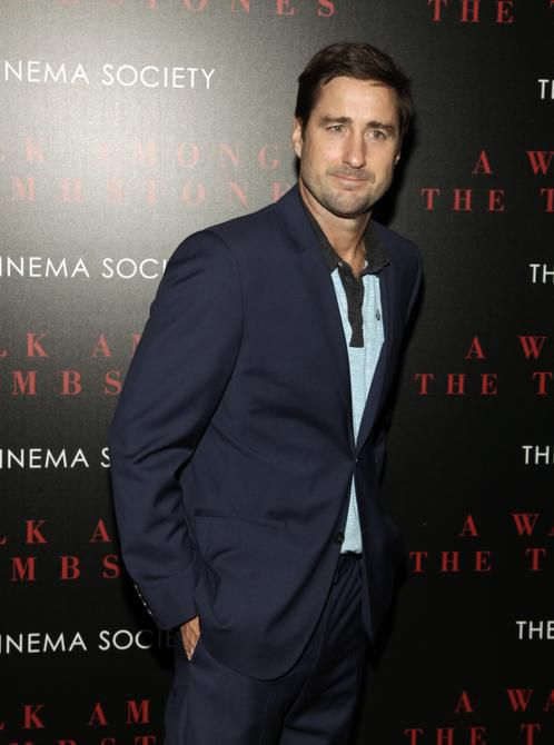 """Luke Wilson attends a screening of """"A Walk Among The Tombstones"""" on Wednesday, Sept. 17, 2014 in New York."""