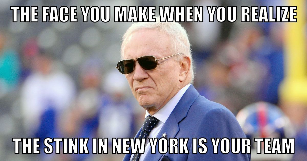 The Best Memes Of Fans Mercilessly Making Fun Of Cowboys