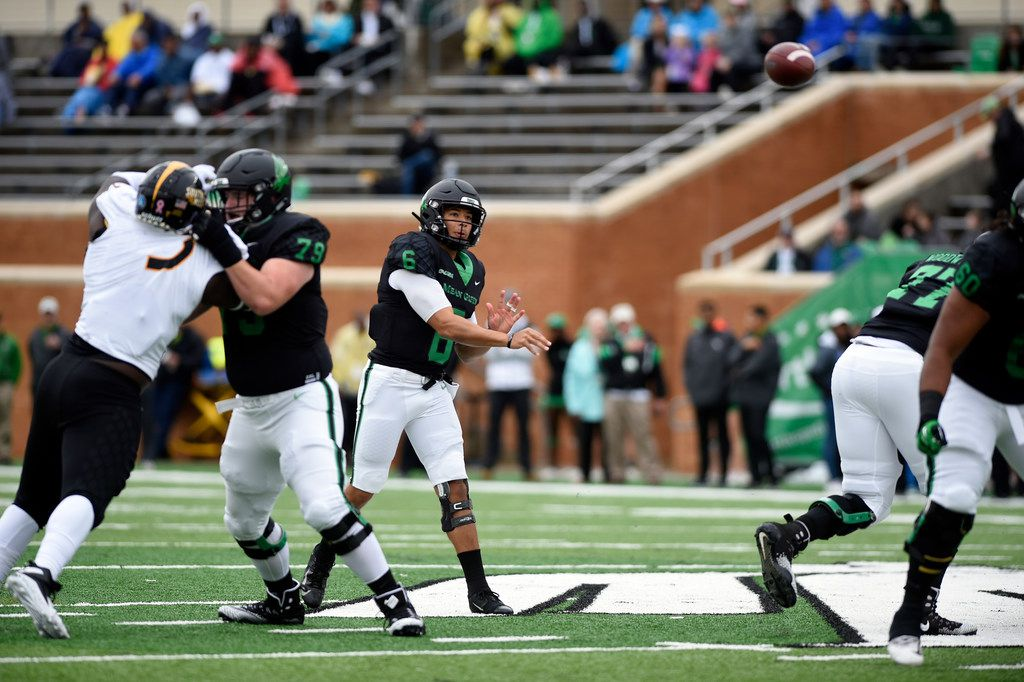 UNT needed a win to stay in the C-USA West race, but UAB all