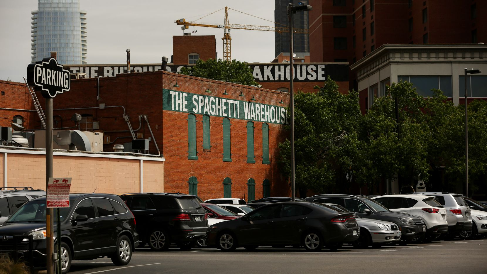 Spaghetti Warehouse has seen a lot happen in the West End neighborhood in its 47 years in business.