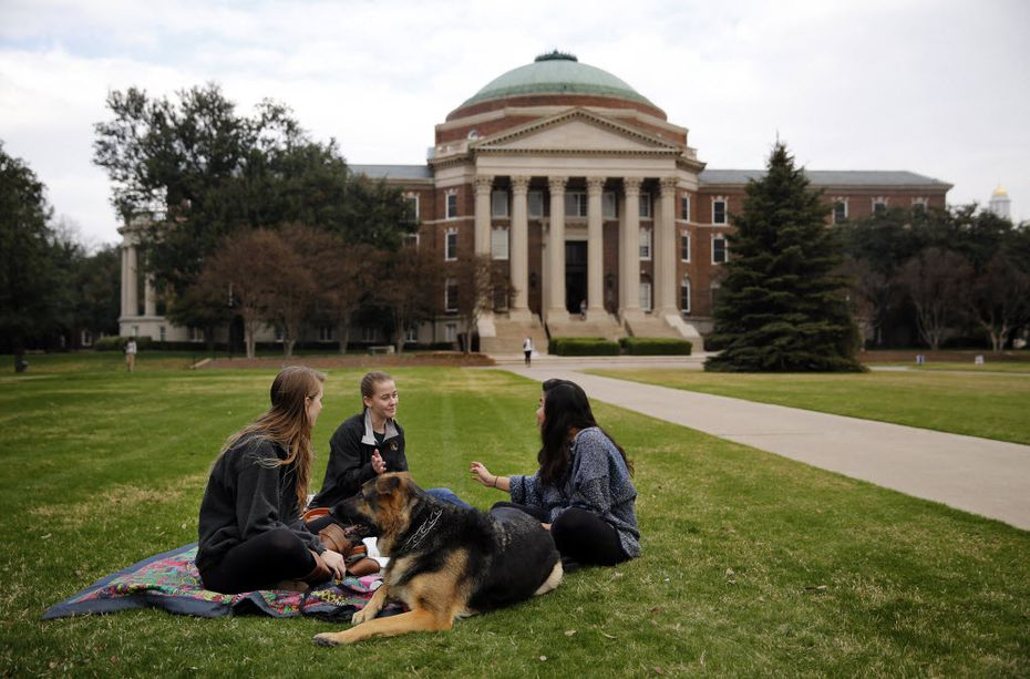 Southern Methodist University is starting a startup incubator to support students and staff who have ideas for new companies or products. (Tom Fox/The Dallas Morning News)