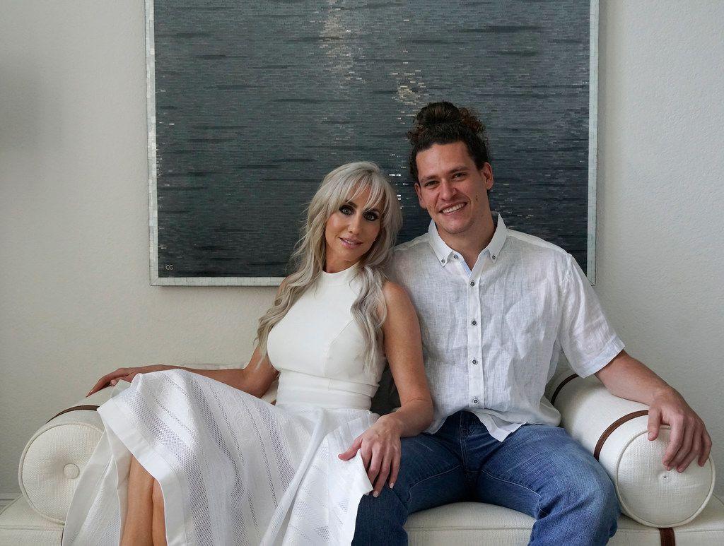 Josh Hamilton's ex-wife Katie Hamilton on dating her