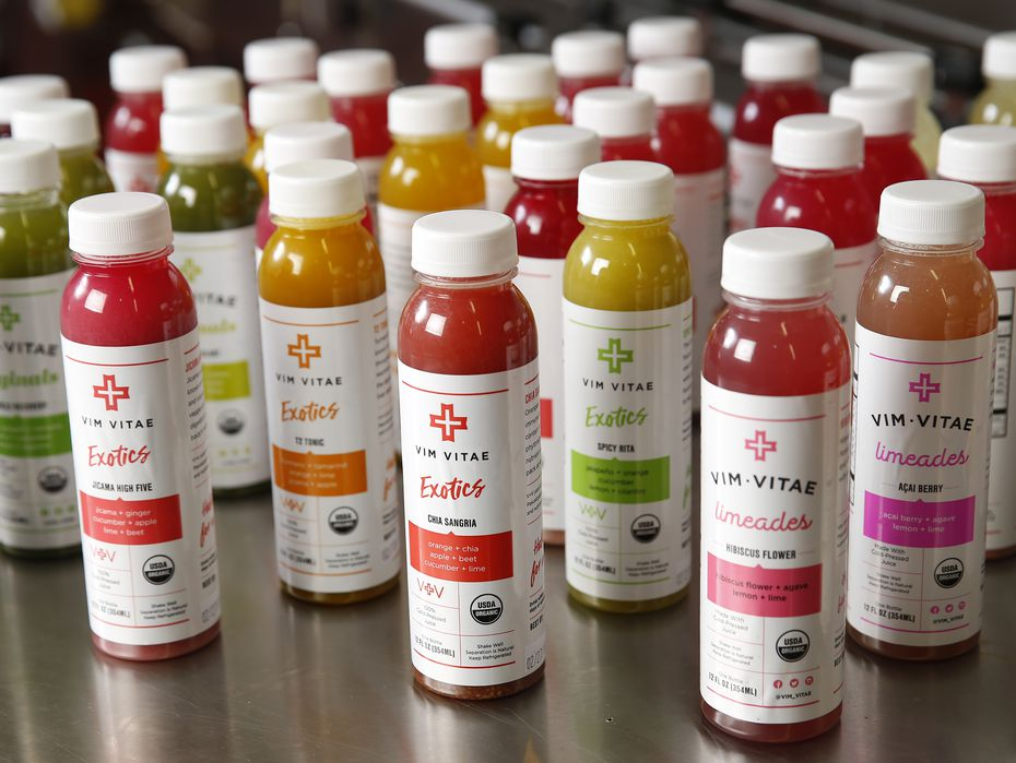 Vim Vitae was founded with a focus on cleanses, but CEO Nick Mysore has recently launched a line of exotic juices. A limeade line is coming soon, too.