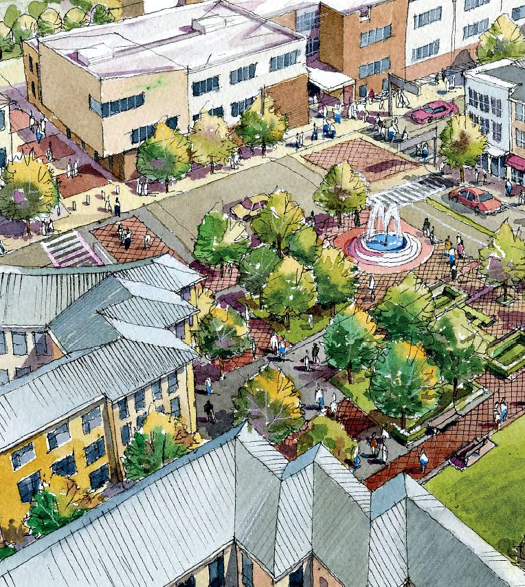 What if Five Points could look like this ...