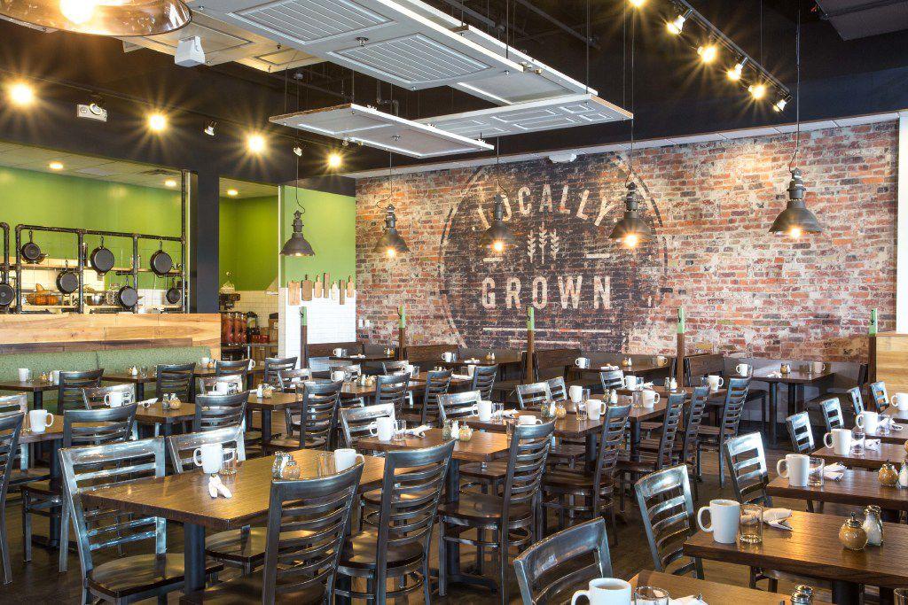 First Watch restaurant in Bryan, Texas