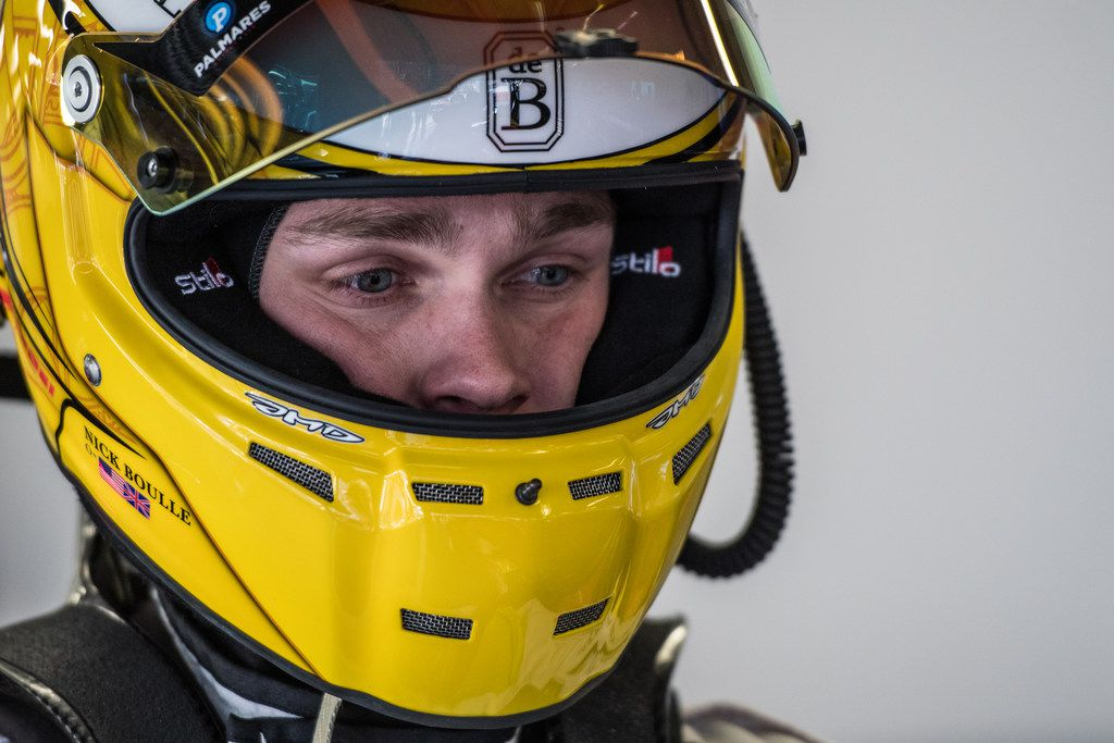 Dallas' Nick Boulle — of de Boulle, an independent jewelry salon in Dallas and Houston — will race as part of Jackie Chan DC Racing's lineup for the June 2018 24 Hours of Le Mans.