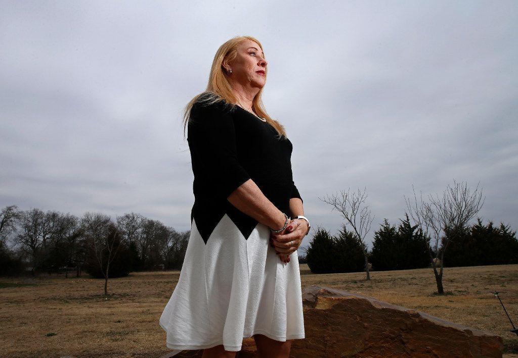 New Hope Mayor Jess Herbst.
