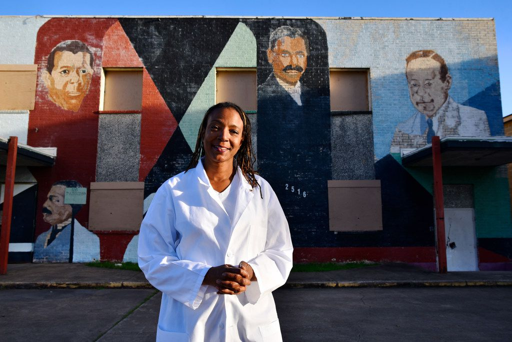 Restoring the long-shuttered Forest Avenue Hospital building on Martin Luther King Jr. Boulevard is no small undertaking. But Dr. Michelle Morgan, a Dallas dentist, is trying to do just that, with the aim of reopening it as a health and wellness center that she hopes will help transform a neighborhood that is short on health care services.