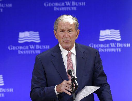 George W. Bush/ AP