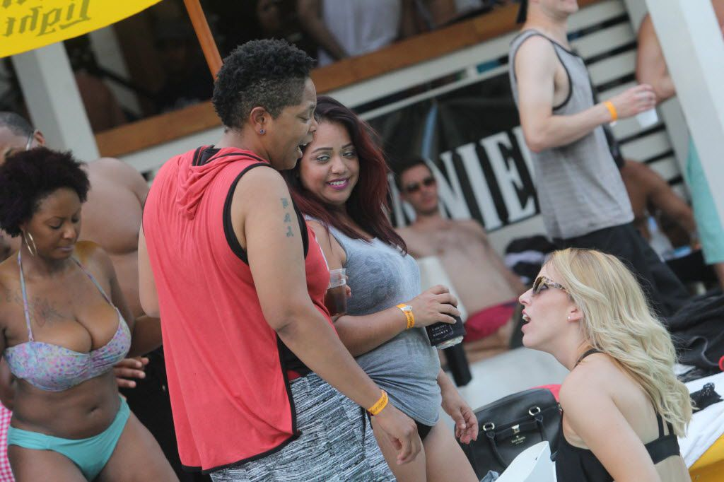 Decks in the park summer pool edition held its latest party at SISU in uptown on August 13.