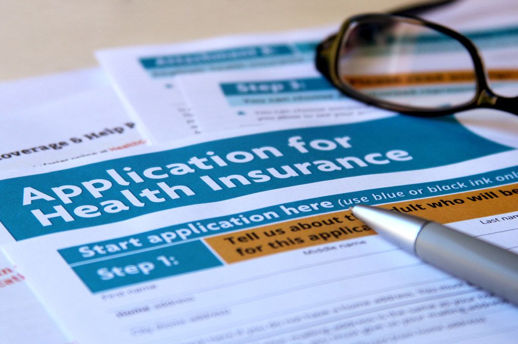 Big employers are vowing to continue to offer health insurance.