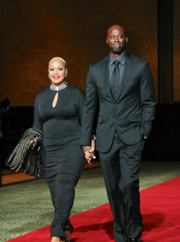 Anita and LaTroy Hawkins donated a house to the nonprofit Women Called Moses, which serves women and children fleeing domestic violence. (Courtesy)
