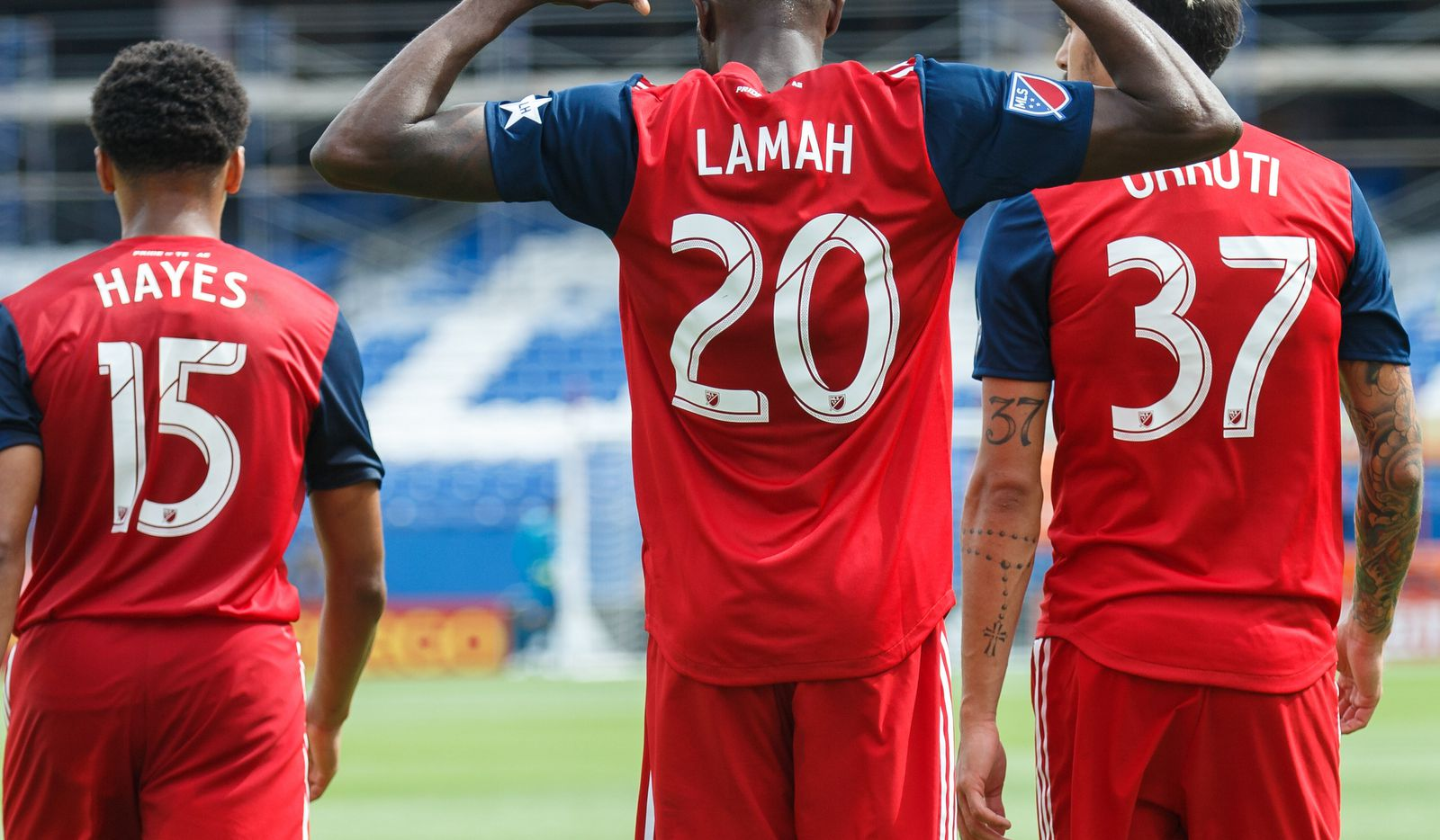 finest selection 547e5 731cb MLS Players Union releases updated 2018 FC Dallas player ...